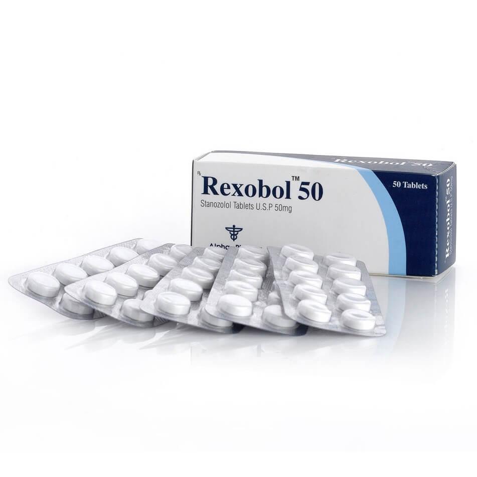 Buy Rexobol 50 online