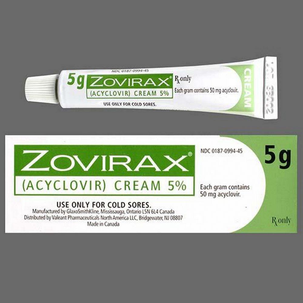 Buy Zovirax Cream online